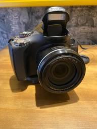 Câmera digital Canon Sx30 IS usada uma vez