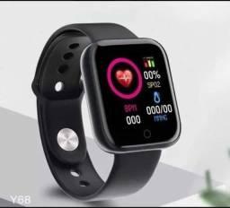 Smartwatch D20 Relogio Inteligente Y68 Fitpro