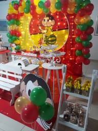 Título do anúncio: Decorações de festas e bolos.