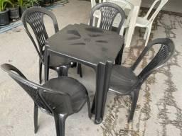 Título do anúncio: Tenho jogo de mesa preta no atacado pra bares