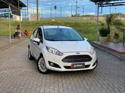 FORD FIESTA 1.6 TITANIUM POWER SHIFT