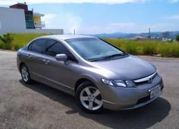 Honda Civic LXS 2008 Manual de Procedência