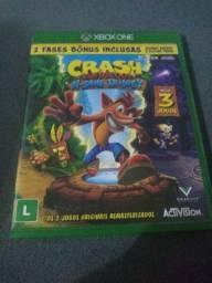 Crash 3 jogos