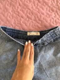 Short jeans tam 34