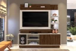 Home Lupi 3 Espelhos TV Até 55''