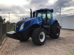 TRATOR NEW HOLLOND<br>T8. 385  4X4 2017