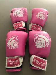 Luvas de boxe/ MuayThay 10oz