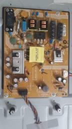 Placa fonte tv lg32lv300c / EBR *