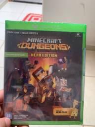 Minecraft Dungeons Lacrado X Box One