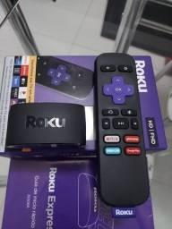 Título do anúncio: RoKu TV Express,transforme sua TV em SMART-TV com Wi-Fi agora mesmo