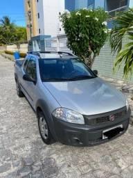Título do anúncio: Fiat Strada Hard working 2018