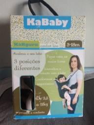Título do anúncio: Canguru KaBaby confort line