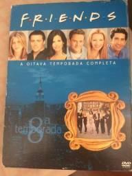 DVD Friends - 8 oitava temporada