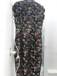 Vestido Japonês MACAÉ 100,00