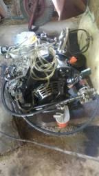 Motor estacionário a diesel