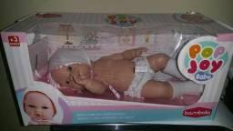 Título do anúncio: Boneca Pop Joy Baby - Bambola