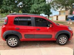Lindo Fiat Novo Uno Way E 1.0 Flex 2017-2017, completo - 2017