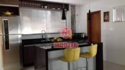 Casa com 3 dormitórios à venda, 222 m² por r$ 890.000 - campestre - piracicaba/sp