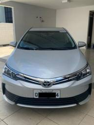 Corolla GLI 2018 - Única Dona - Apenas 8.392km rodados - Revisões na autorizada - 2018