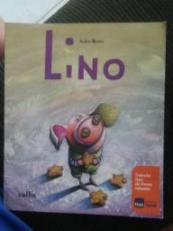 Livro Lino de Andrè Neves