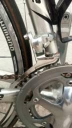 Speed cannondale caad9 r5   105 + Ultegra  