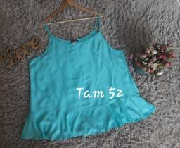 Blusas Plus Size 19,90