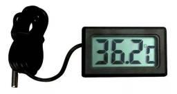 Termômetro Higrômetro Digital Lcd