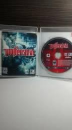 Wolfenstein 2009 PS3 (perfeito estado)