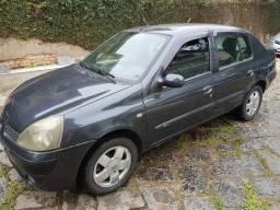 Renault Clio Sedan 1.6 Completo + Gás 2004 - 2004