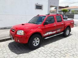 Nissan frontier mwm 4x4 2.8 completa valor 32.000 tel * - 2004