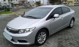 Honda Civic Lxs mt 2015, excelente carro, R$ 50.000,00 - 2015