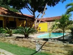 Casa em alter, confortável com piscina