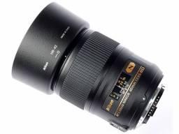 Lente Nikon 60mm 1:2.8 N