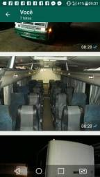 Micro ônibus. M. Benz 812 - 1995
