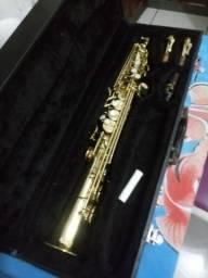 Sax soprano E.F Durand
