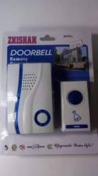 Campainha Sem Fio - Doorbell Remote Control. Produto Novo. Store World