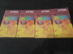 Fita VHS Tdk