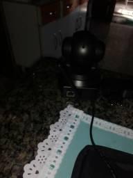 Câmera giratória