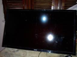Tv Samsung smart tv tela trincada