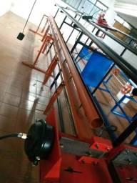 Máquina Automática De Fazer / fabricar Tela P/ Alambrado. Aceito Troca.Zap999024215