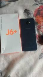 Vendo celular J6 +
