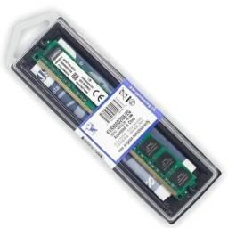 Título do anúncio: Memoria kingston DDR2 p/ pc 2 gb