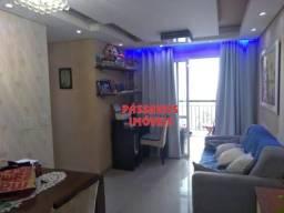 Apartamento com 3 dormitórios à venda, 64 m² por R$ 450.000,00 - Independência - São Berna