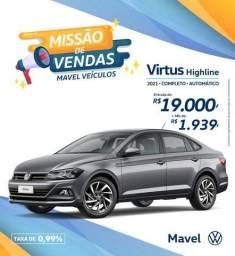 Volkswagen Virtus Highline 1.0 200 TSI