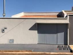 Casa com 3 dormitórios à venda, 115 m² por R$ 190.000,00 - Monte Alegre - Inhumas/GO
