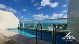 Cobertura no Costa España com 2 dormitórios à venda, 130 m² por R$ 1.590.000 - Ondina - Sa
