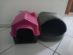 2 casinhas porte pequeno