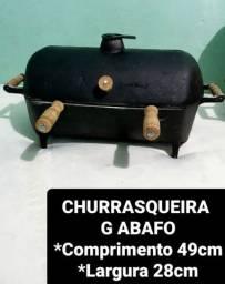 PROMOCIONAL CHURRASQUEIRA ABAFO G
