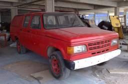Chevrolet A 20, Brasinca 4 portas