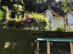 Casa à venda com 5 dormitórios em Cosme velho, Rio de janeiro cod:734943